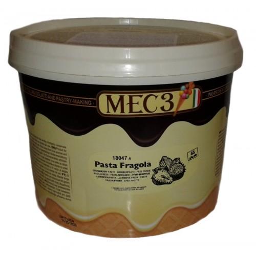 Kondiitripasta, maasika (MEC3)