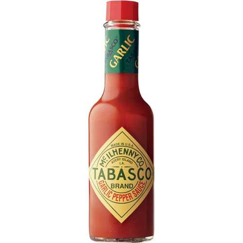 Tabasco küüslauga