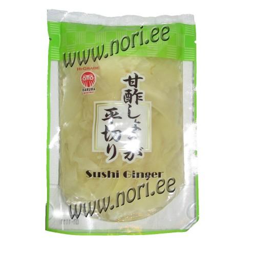 Marineeritud Sushi Ingver, kollane (Daruma)