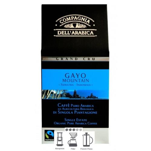 Jahvatatud kohv GAYO Mountain
