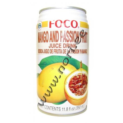 Mango ja marakuja jook