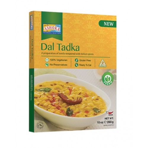 Läätsed India kastmes (Dal Tadka)