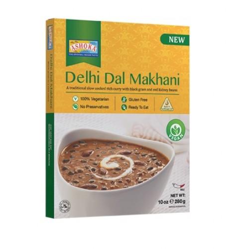 Mung ja kidney oad karrikastmes (Delhi Dal Makhani)