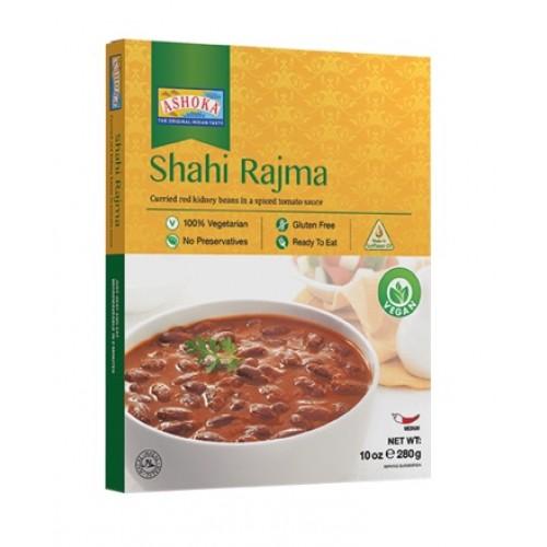 Punased oad Kidney tomatikastmes (Shahi Rajma)