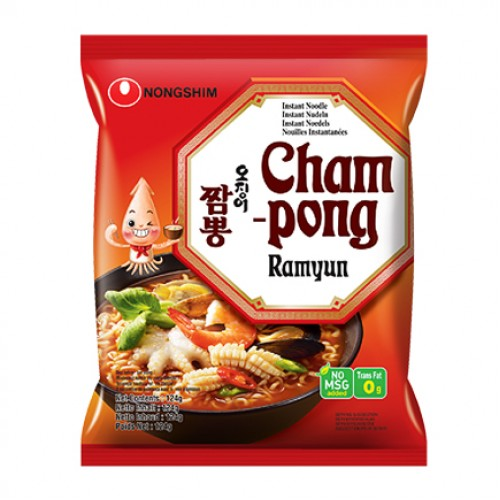 Лапша (Cham-Pong Ramyun)