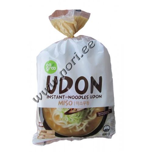 Misosupp Udon nuudlid (Allgroo)