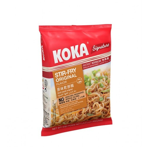 Praetud nuudlid, original (KOKA Stir-Fry Noodles)