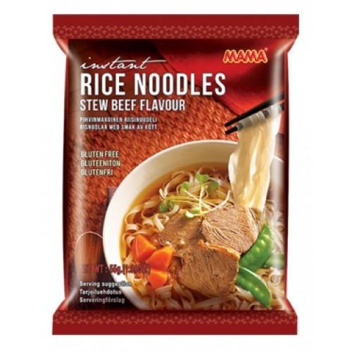Riisinuudlid, veiseliha maitsega (Rice Noodles Beef Flavor)