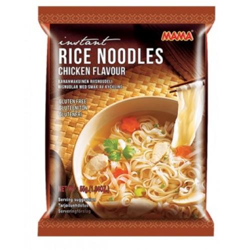 Riisinuudlid, kanaliha maitsega (Rice Noodles Chicken Flavor)