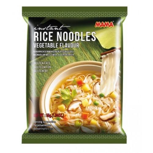 Riisinuudlid, köögivilja maitsega (Rice Noodles Vegetable Flavor)