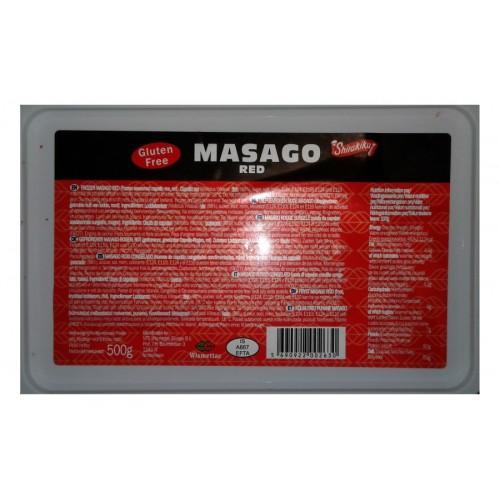 Masago Punane (külmutatud)
