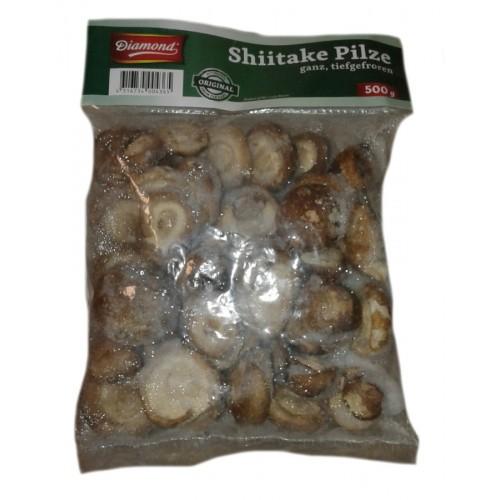 Shiitake seened  (külmutatud)