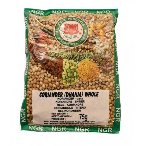 Koriandri seemned (Dhania)