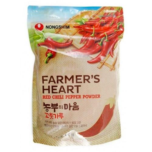 Korea punane chili pipar Gochugaru