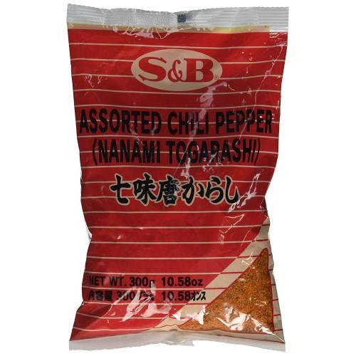 shichimi togarashi 7 vürtsi segu 300 g