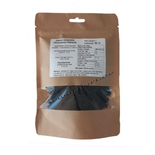 Merevetikad Wakame - 50 g