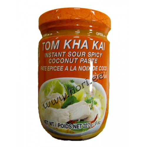 Pasta Tom Kha Kai