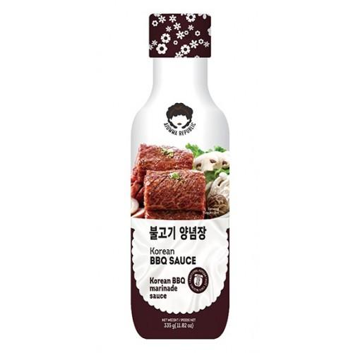 Korea BBQ marinaad, kaste