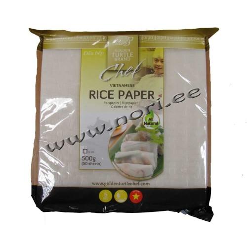 Riisipaber (ruut 19cm x 19cm)