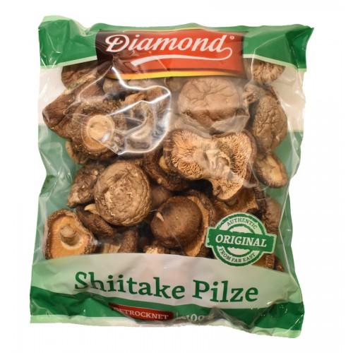 Kuivatatud shiitake seened (Diamond)