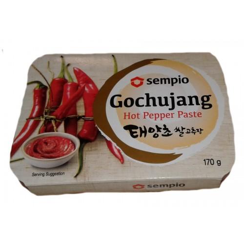 Паста из паприки, острая, Gochujang (Sempio)
