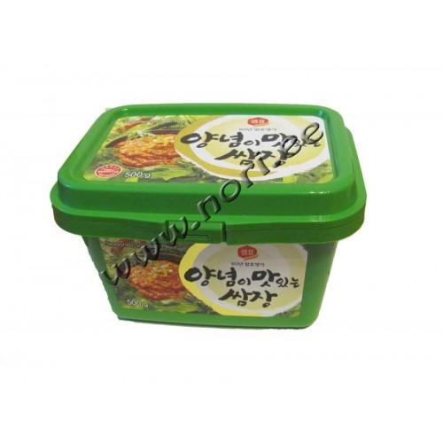 Korea sojapasta, maitsestatud