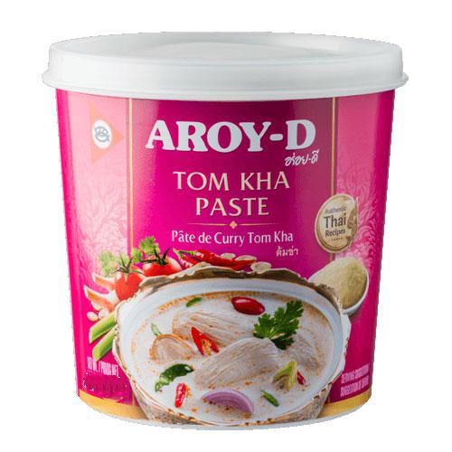 Pasta Tom Kha (Aroy-D)