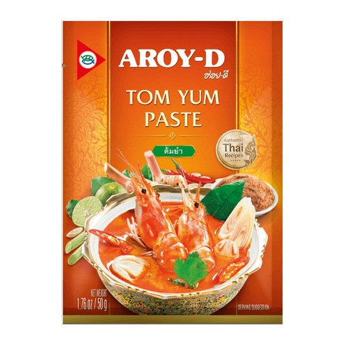 Pasta Tom Yum (Aroy-D)