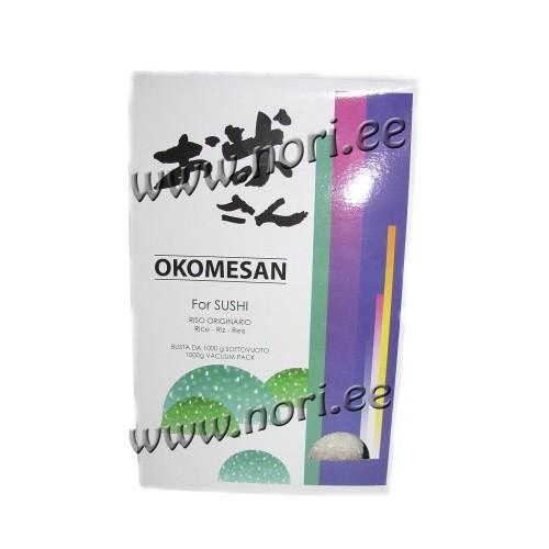 Riis sushi valmistamiseks (Okomesan)