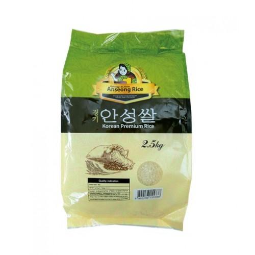 Белый рис (Anseong Matchum, Korea)