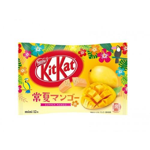 KitKat, mango maitsega