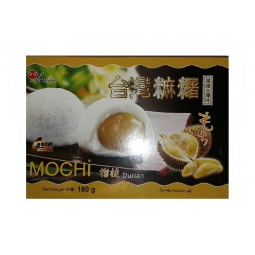 Mochi riisi kommid, durian