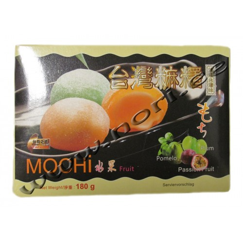 Mochi riisi kommid, fruit mix