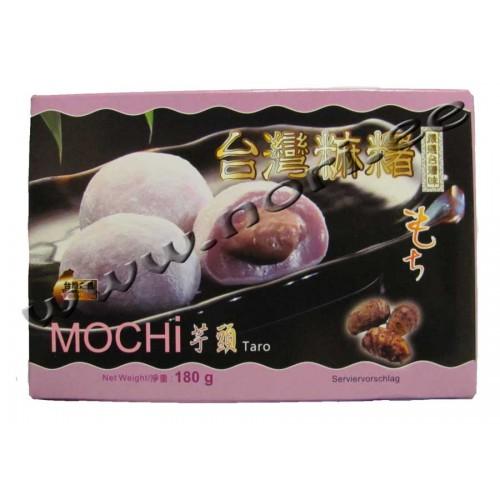 Mochi riisi kommid, taro