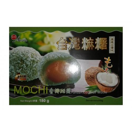 Mochi riisi kommid, kookos