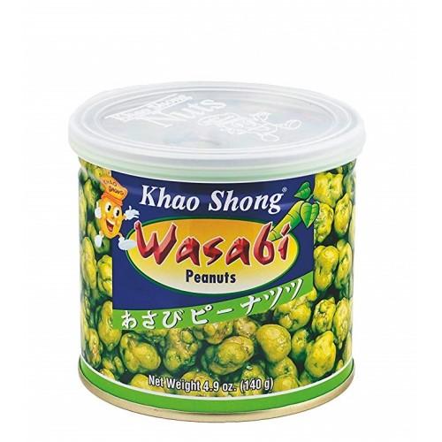 Wasabiga kaetud maapähklid