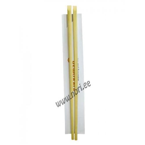 Bambusest söögipulgad (1 paar) kik