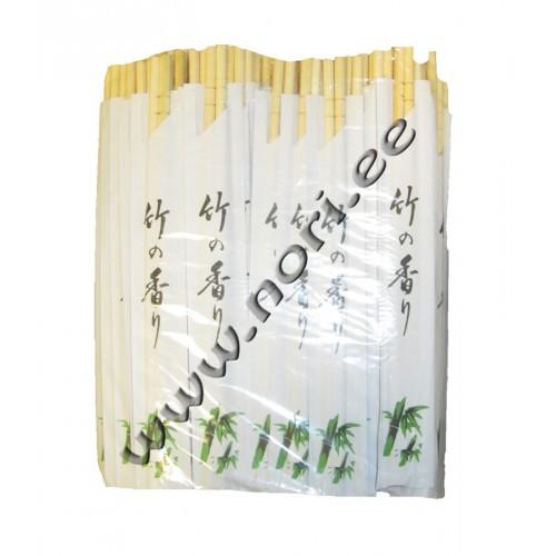 Палочки для еды, бамбуковые (100 пар) - Jade