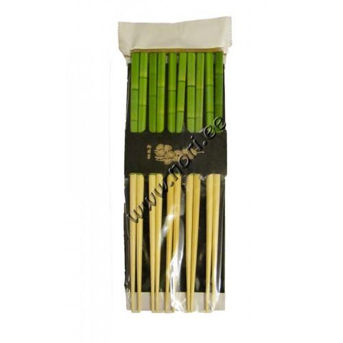 Söögipulgad, rohelised (5 paari)