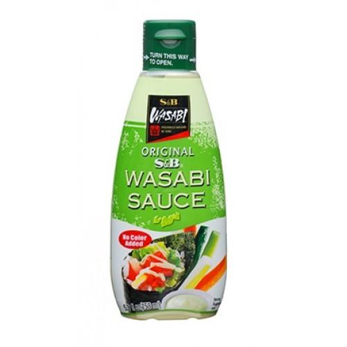 Wasabi kaste S&B
