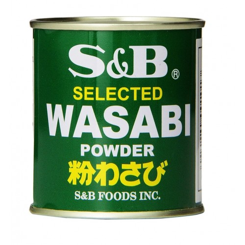 Порошок Wasabi, S&B